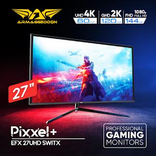 Pixxel+ EFX 27HD