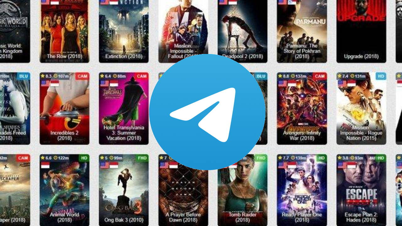 2 Cara Download Film di Telegram dan Keunggulannya