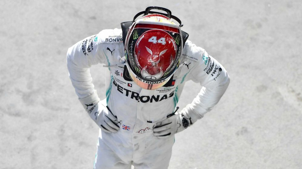 Hamilton tem como meta a melhoria do desempenho de qualificação