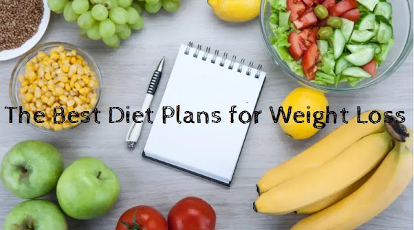 The Best Diet Plans for Weight Loss: Reviews