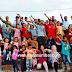Pererat Kebersamaan kodim 0319/Mentawai kemas acara Family ghatering