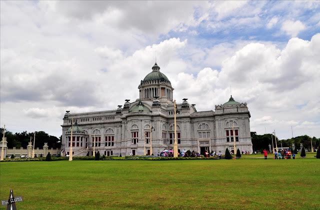 Bangkok Trone Hall