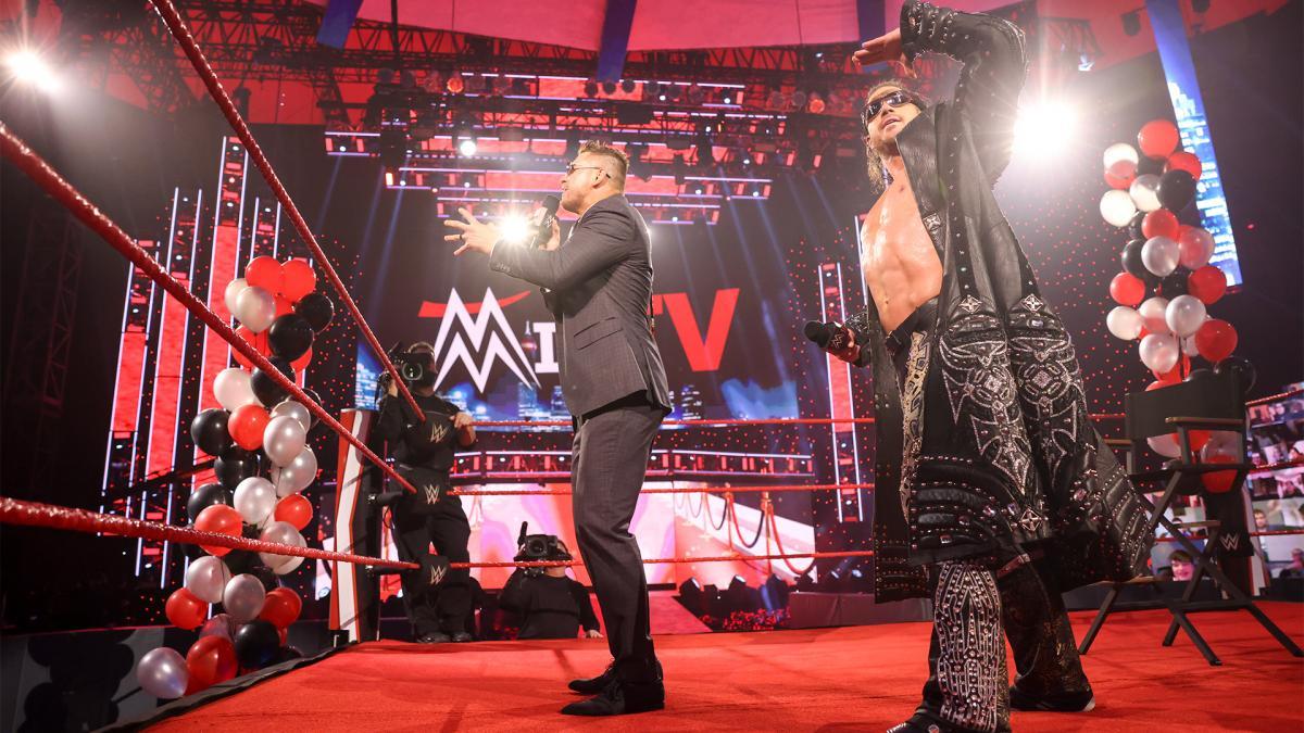 John Morrison pode ter se lesionado no último WWE RAW
