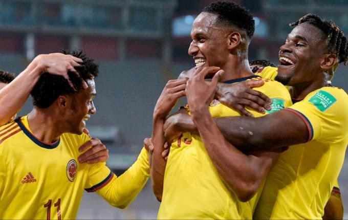 En video: Los goles del triunfazo de la Selección Colombia ante Perú, por las Eliminatorias Mundialistas