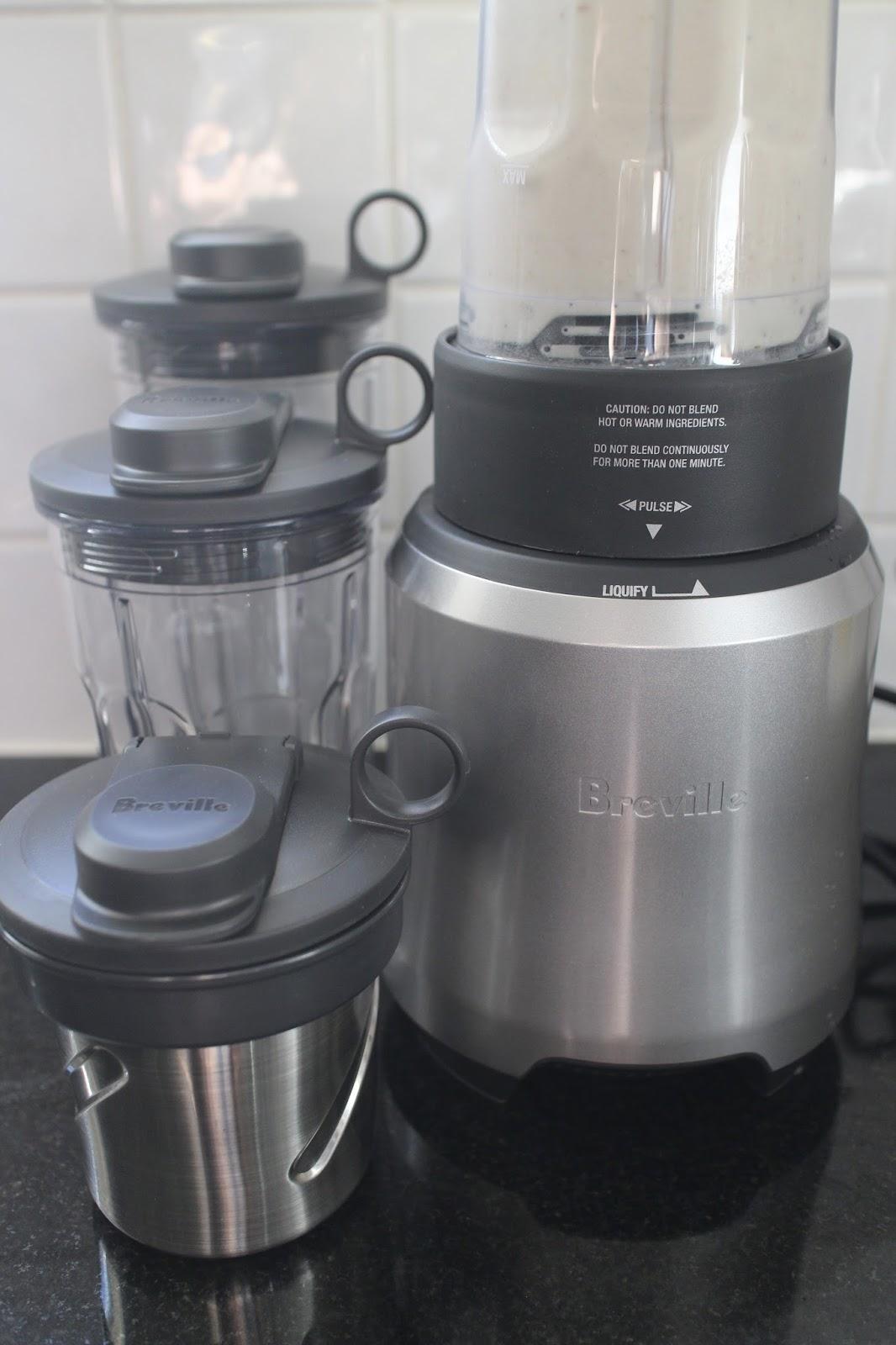 Breville Blender Food Processor