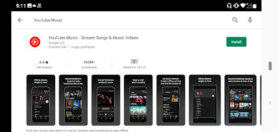 Google Play Music Will stop