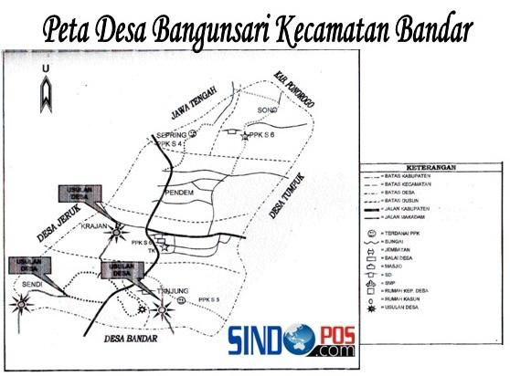 Profil Desa & Kelurahan, Desa Bangunsari Kecamatan Bandar Kabupaten Pacitan
