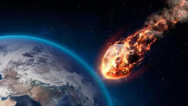 Preocupación mundial: Asteroides, las montañas que caen del cielo