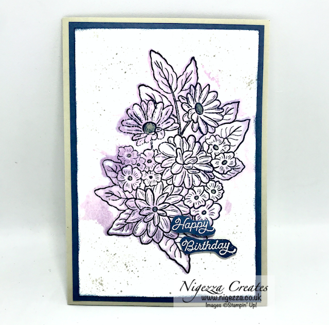 Nigezza Creates with Stampin' Up! Ornate Style for the Colour Combo Blog Hop July 2020