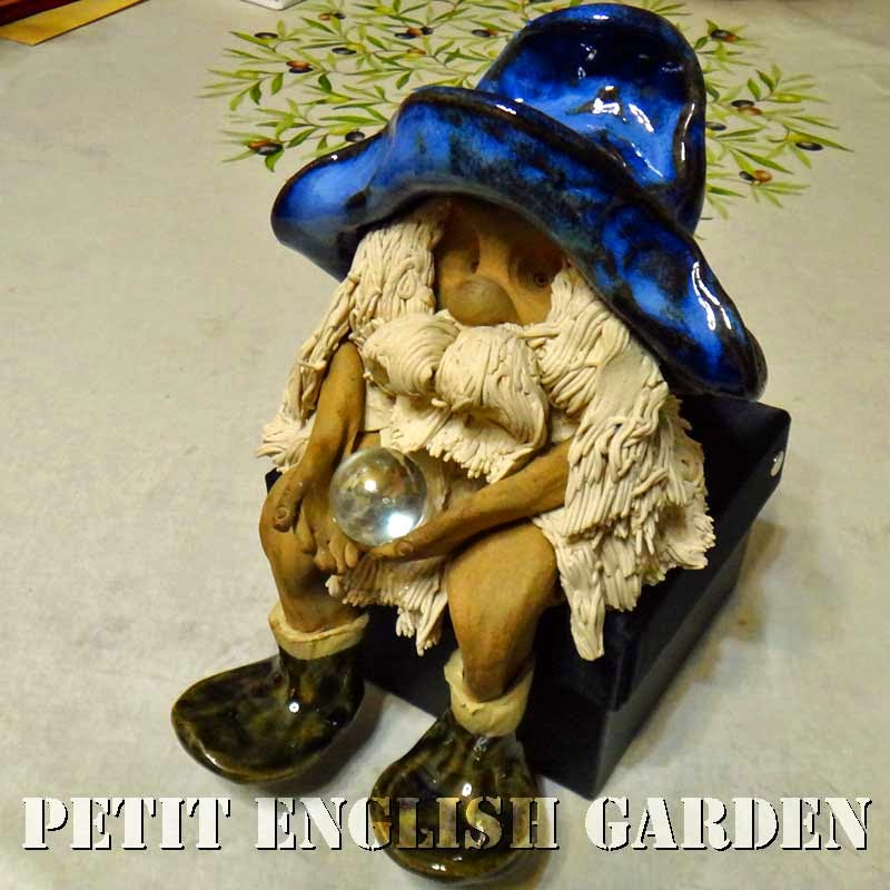 Petit english garden by marple poirot pisky and