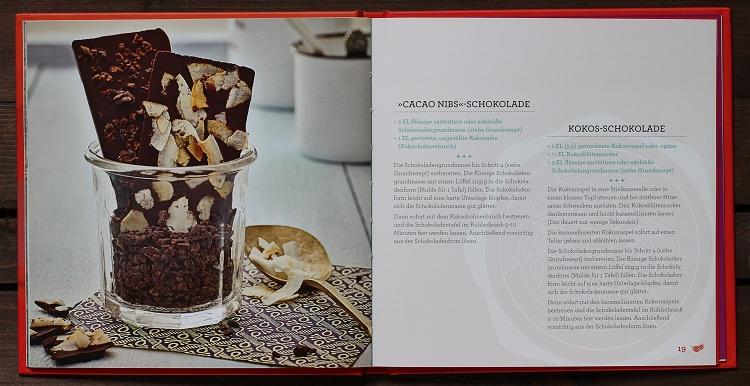 Rezension/Buchvorstellung Feinste Schokolade selber machen von ChocQlate 3