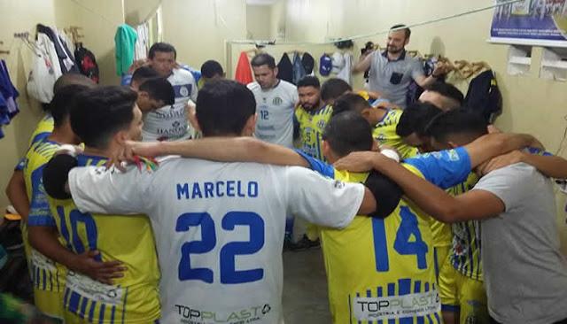 Horizonte Futsal goleia a UFC e vai a final do 1º turno no Cearense.