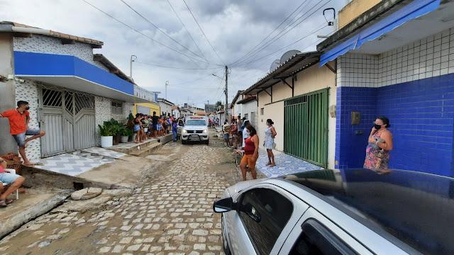 Vendedor autônomo é morto a tiros quando chegava em casa na cidade de Alto do Rodrigues