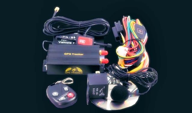 GPS Tracker Terbaik untuk Mobil