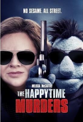 The Happytime Murders [2018] [NTSC/DVDR] Ingles, Español Latino