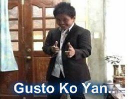 Gusto ko yan Pinoy funny memes
