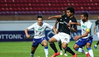 التشكيل الرسمي الجونة لمواجهة سموحة بـ الدوري المصري