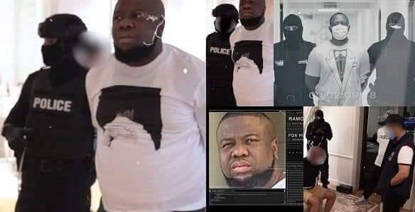 SHOCKING: Dubai Police Revealed that Hushpuppi made over $400 million dollars within 3 years