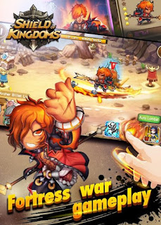 Shield Of Kingdoms Mod Apk No Skill Cd Free Download For Android