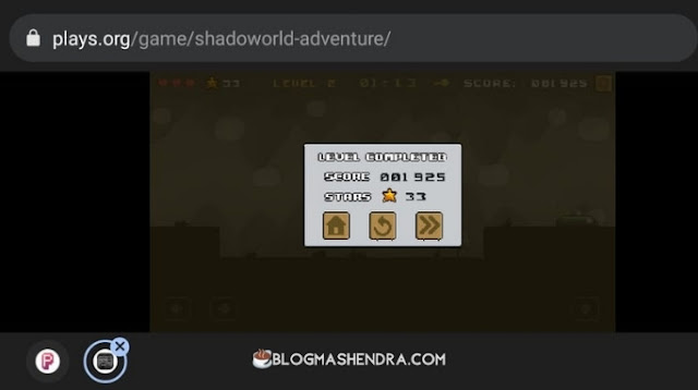 Permainan Seru Shadoworld Adventure di Situs Game Online Plays.org