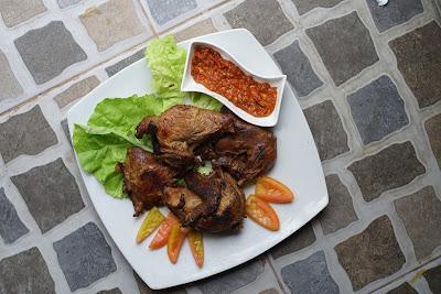 Ayam Kalasan Panggang Gabriella Yuni