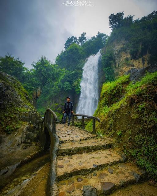 Daftar Curug Indah Di Bogor