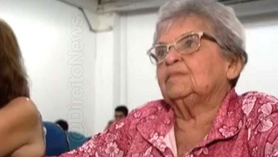 professora aposentada sonho cursar 70 direito