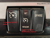 PTO Configuration Test: Cab Switches (using Caterpillar ET Software)