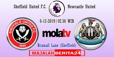 Prediksi Sheffield United vs Newcastle United — 6 Desember 2019