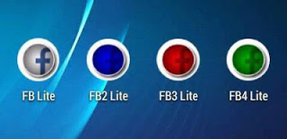 Multi Facebook Lite Transparan