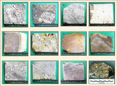 Deskripsi batuan alterasi