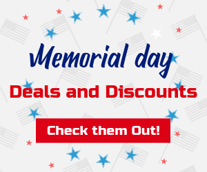 Memorial Day Deals for Everyone