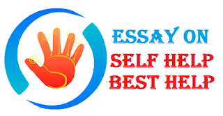 Self help is The Best help