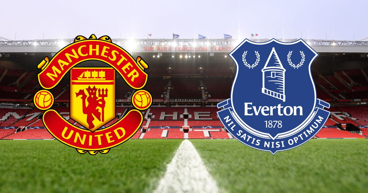 Everton - Manchester United LIVE: how, when and where to follow your FA Cup LIVE match