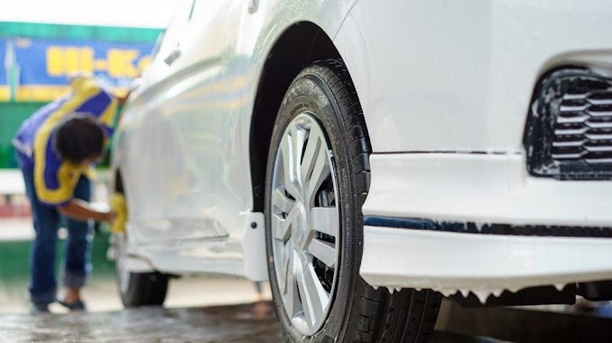Lakukan 3 Langkah Berikut Agar Mobil Terlihat Kinclong