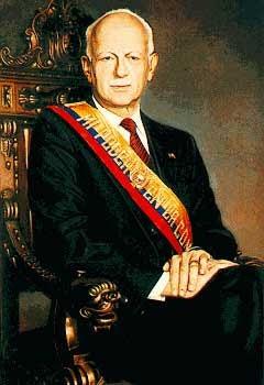 Presidente Sixto Duran Ballen Ecuador