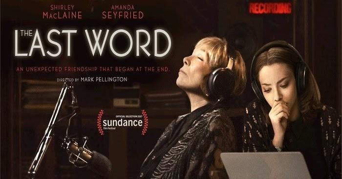 Download Film The Last Word (2017) - Download Film Gratis