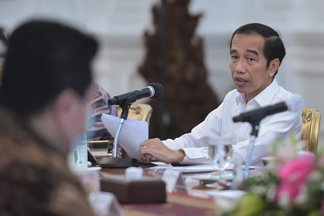 Antisipasi Perubahan, Presiden Berikan 5 Arahan Soal Perencanaan Transformasi Digital