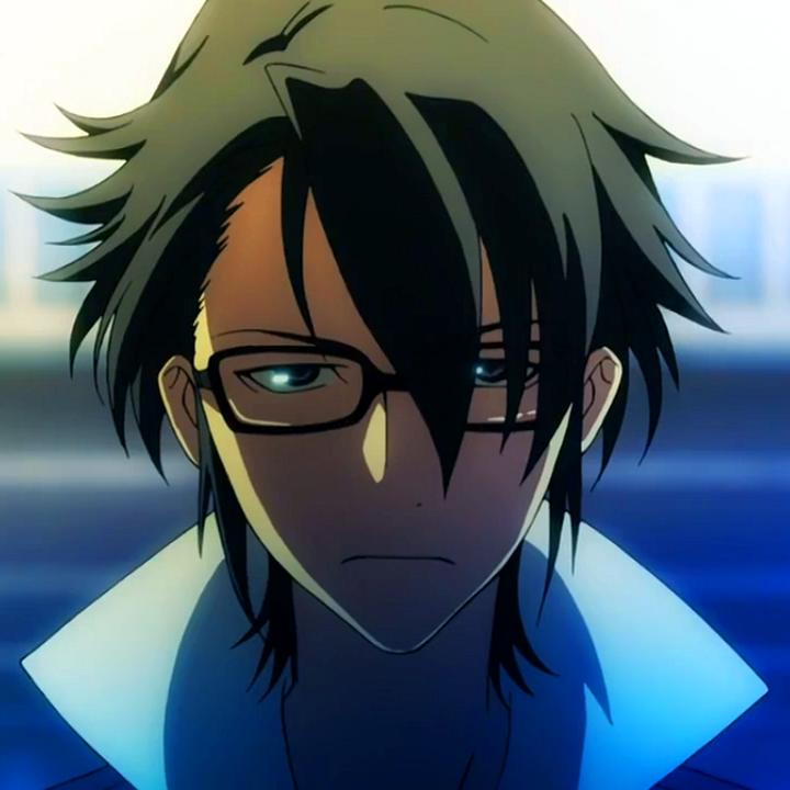 O_o: TOP 10: Karakter Anime Cowok Berkacamata Pt.2