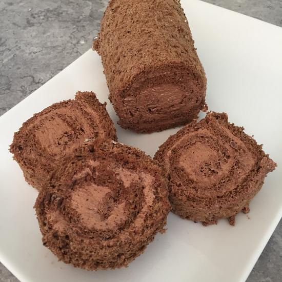 Drömtårta (Swedish Dream Cake)