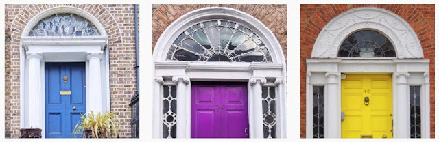 Doors of Dublin Scavenger Hunt: Fancy Fanlights