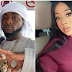 In your dreams, Davido says to IG model who shared screenshot of singer in her DM (video)