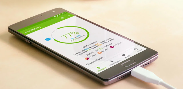 تنزيل AccuBattery - Battery Health Pro  تطبيق حماية بطارية هاتفك الاندرويد 2021