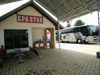 loket epa star bus palembang
