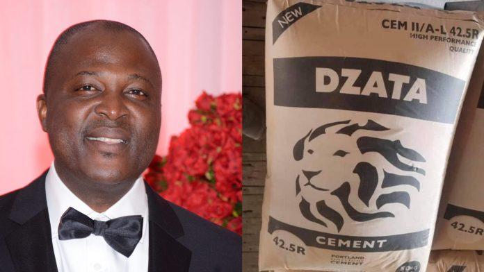 "Ibrahim Mahama's ""Dzata"" Cement Set To Takeover The Ghanaian Cement Market"