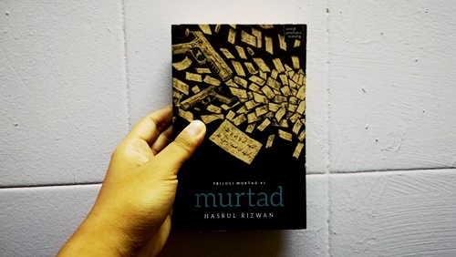 Review Novel FIXI : Murtad by Hasrul Rizwan