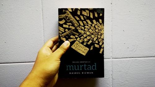 Review Novel FIXI : Murtad by Hasrul Rizwan