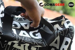 GOMAGEAR CONTOUR TRAVEL DUFFEL BAG | GOMAGEAR International