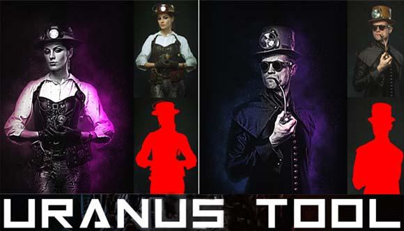 Uranus Photoshop Tool Free Download
