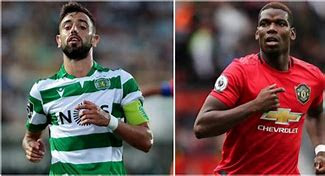 Pogba charges Man Utd as 'greatest club in England' and lifts the top on working with Bruno Fernandes